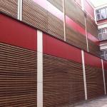 Bureaux - Isolation acoustique/Bardage bois