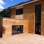 maison particulier ossature bois BBC