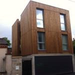 maison particulier ossature bois